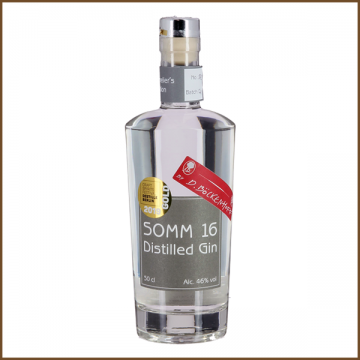 SOMM 16 Distilled Gin